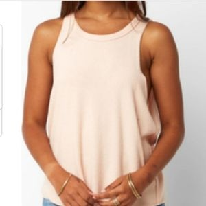 NWT FREE PEOPLE ULTRA SOFT LAYERING TANK TOP MED
